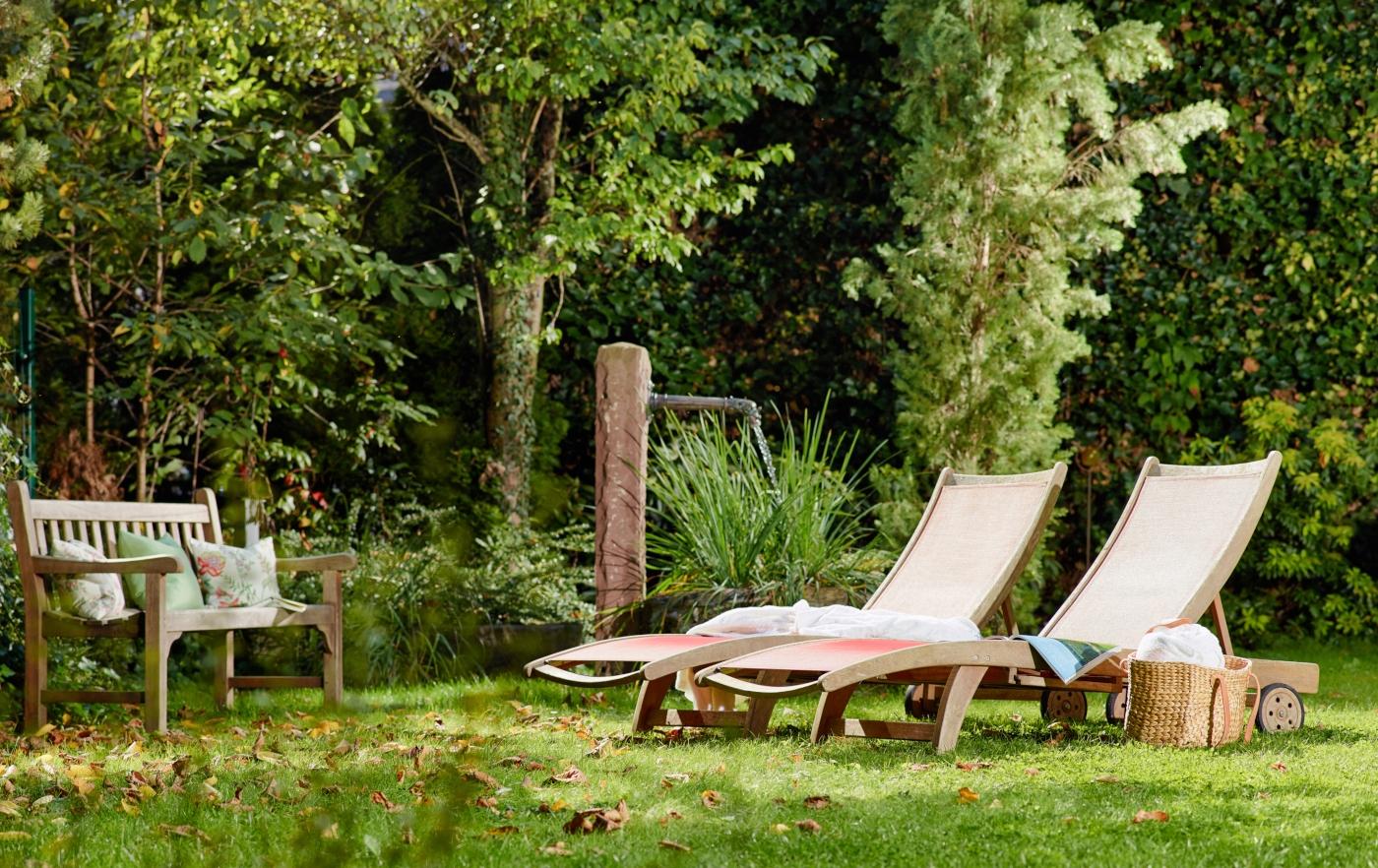 Bömers - Grüner Garten