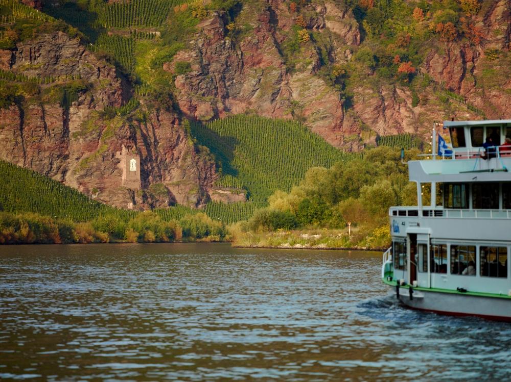 Bömers - Schifffahrt Mosel Sonnenuhr
