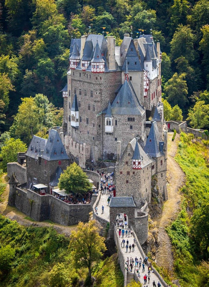 Bömers- Schloss eltz