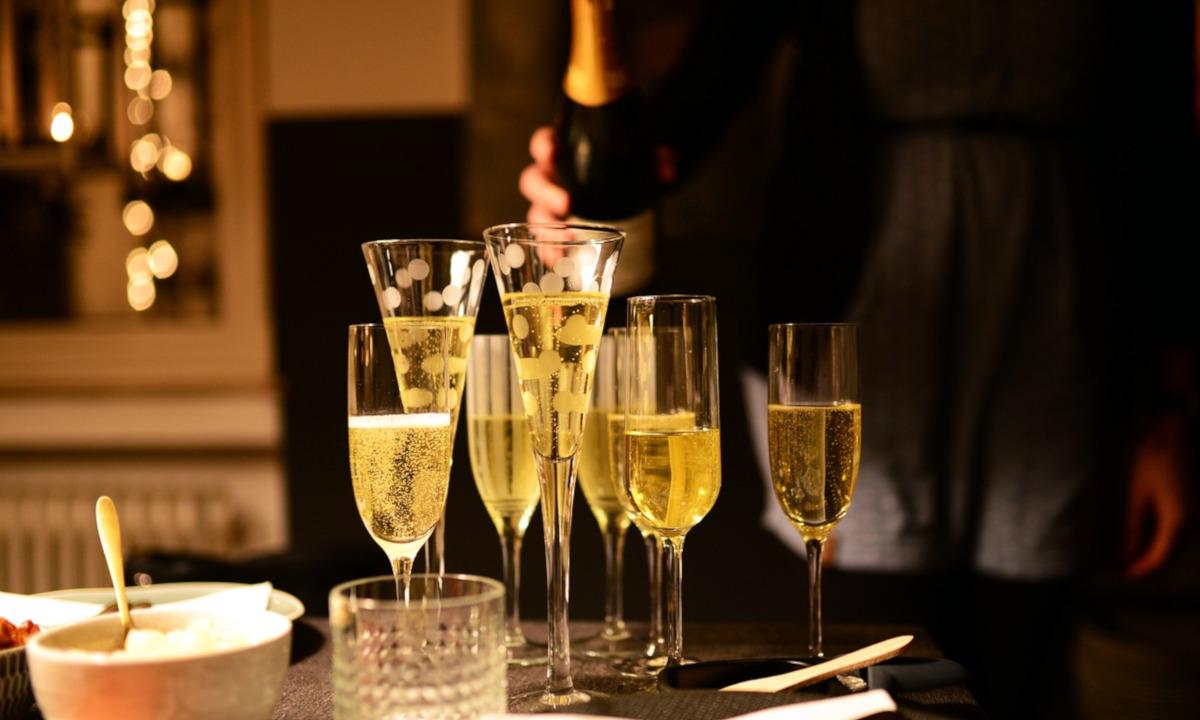 Bömers - Champagner