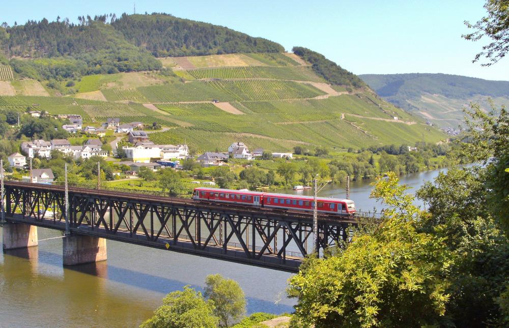 Bömers - Alfer Bahn