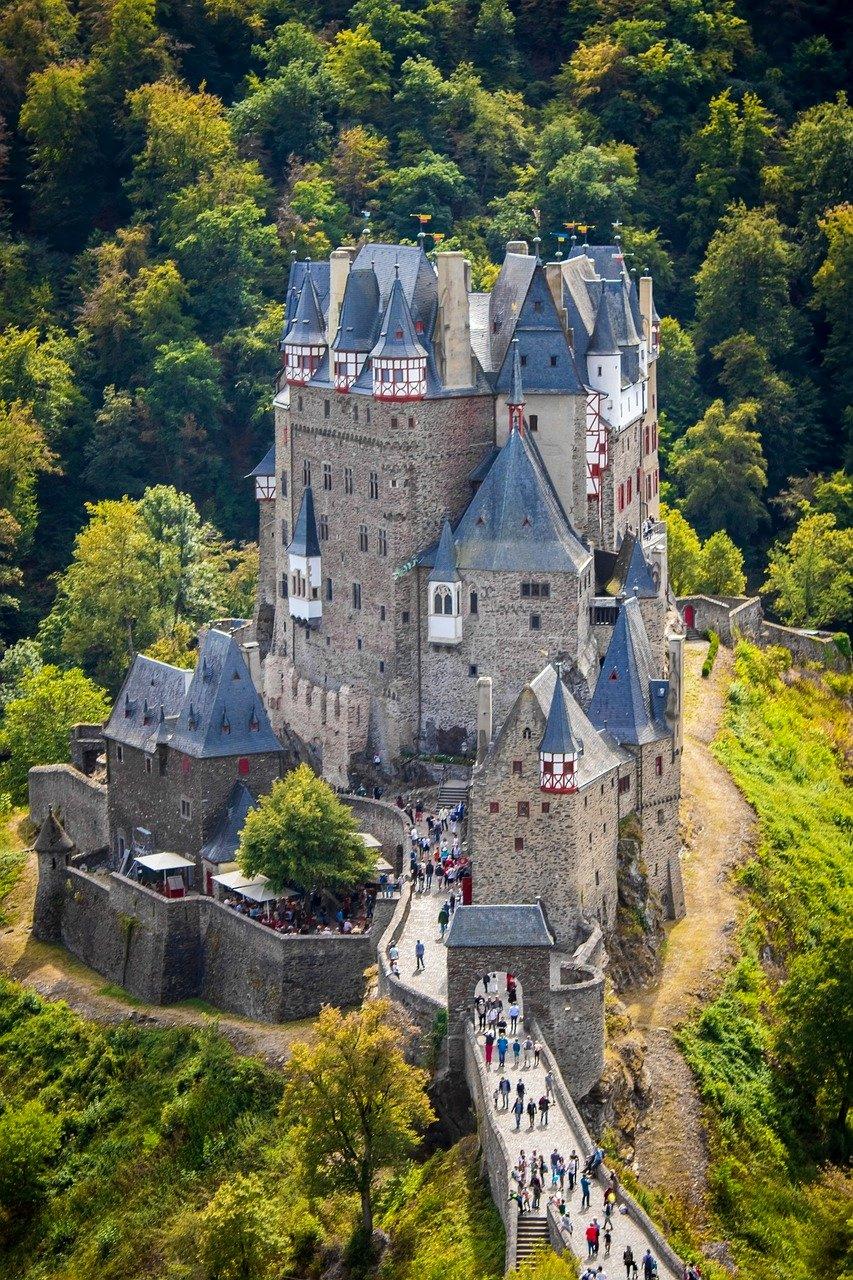 Bömers - Burg Eltz