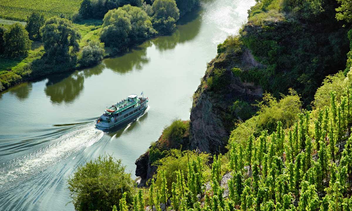 Bömers - Schifftour