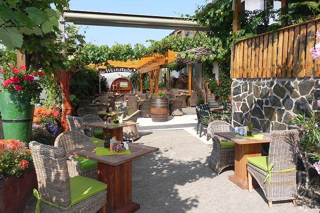 Bomers - Weinlaube