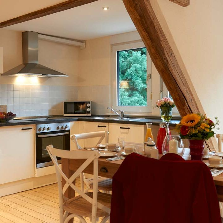 Bömers - Apartement-Küche