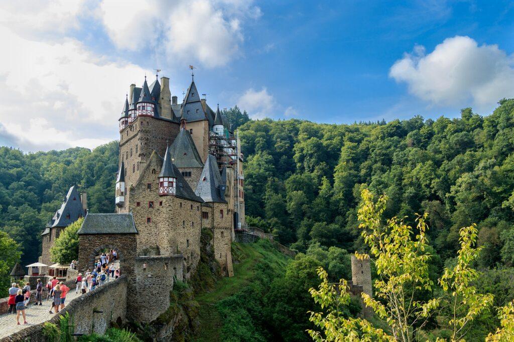 Burg Eltz - Bömers