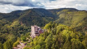 Burg - Bömers