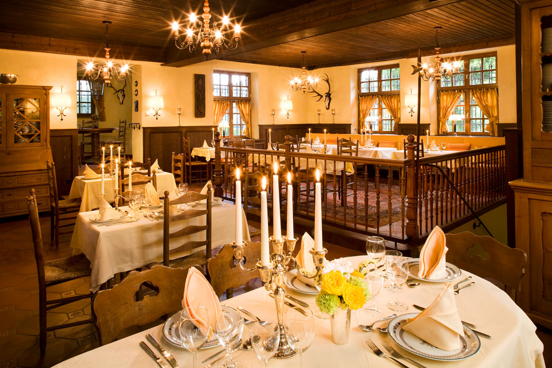 Restaurant Burg Arras - Bömers
